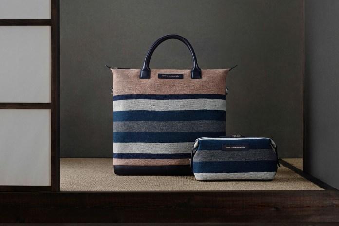 WANT Les Essentiels de la Vie 2014 Fall/Winter Luggage Collection