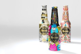 Warsteiner Unveils Its 2014 Art Collection with Fafi, Ron English, D*Face, Kevin Lyons, James Jean and Roids
