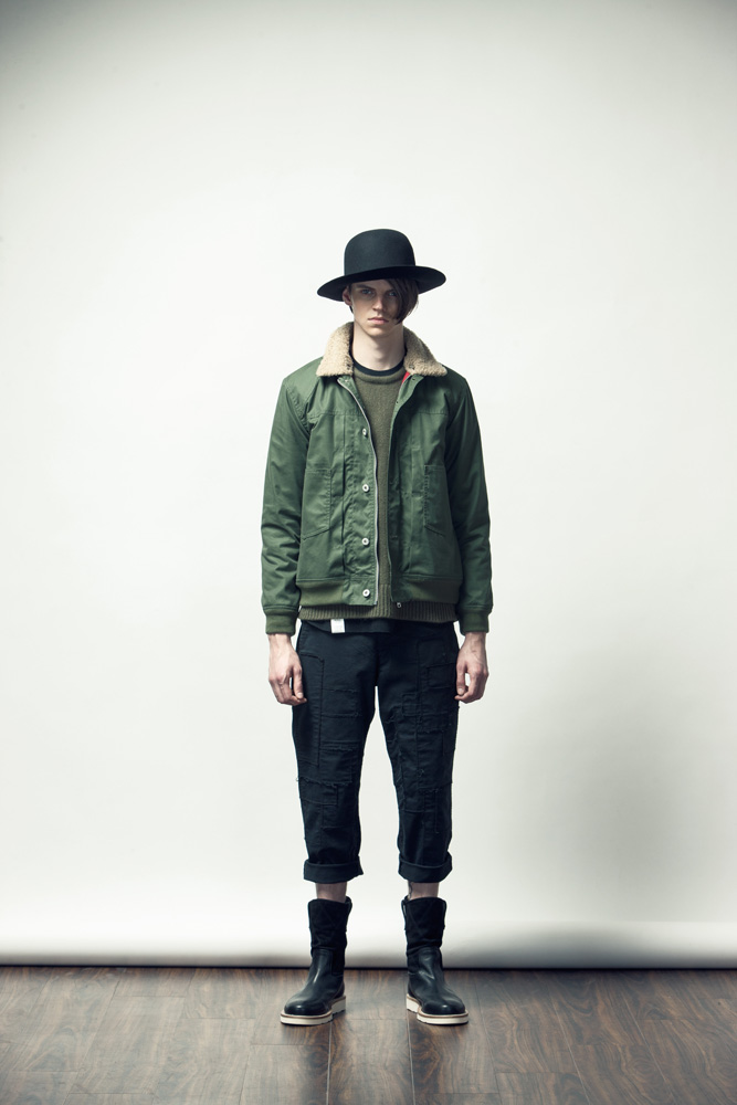 WHIZ LIMITED 2014 Fall/Winter Lookbook