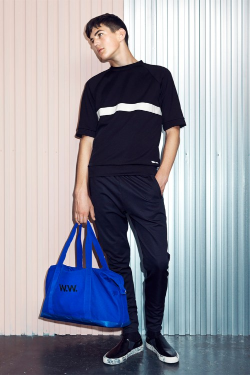 """Wood Wood 2015 Spring/Summer """"Class of Now"""" Lookbook"""
