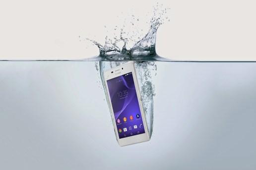 Xperia M2 Aqua Waterproof Smartphone