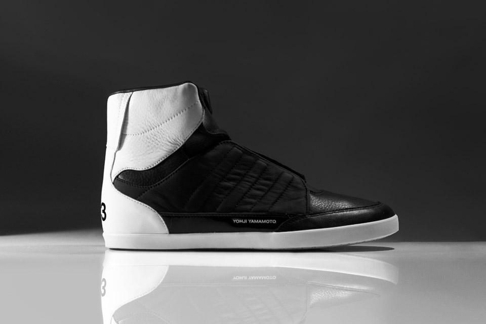 Y-3 2014 Fall Honja High Black/White