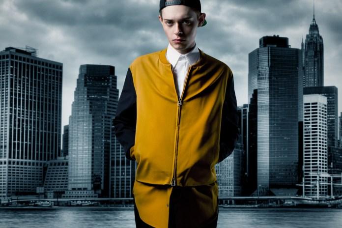 3.1 Phillip Lim 2014 Fall/Winter Menswear Collection