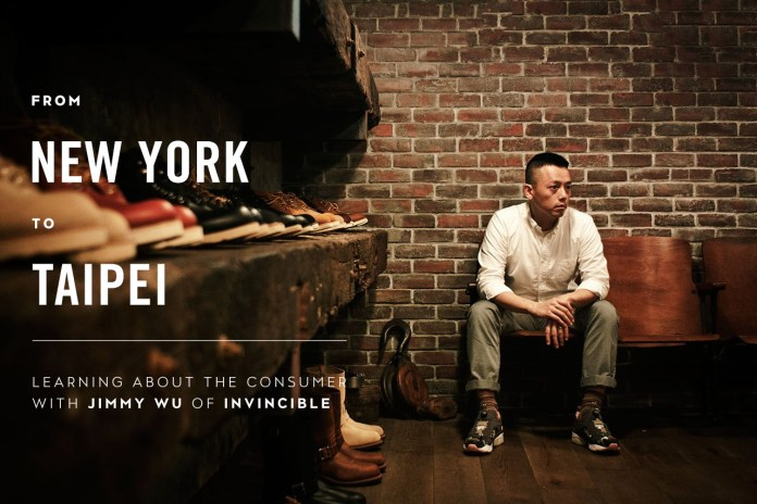 From New York to Taipei: Learning About the Consumer with Jimmy Wu of INVINCIBLE