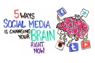 5 Ways Social Media is Changing How We Think
