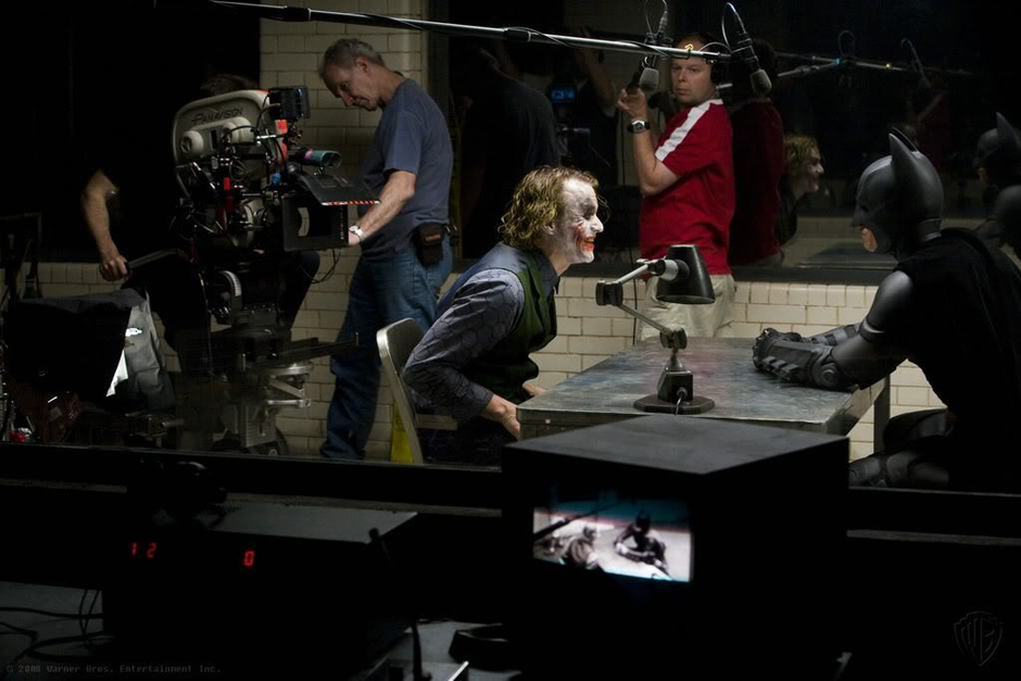 A Behind The Scenes Look at The Dark Knight Trilogy