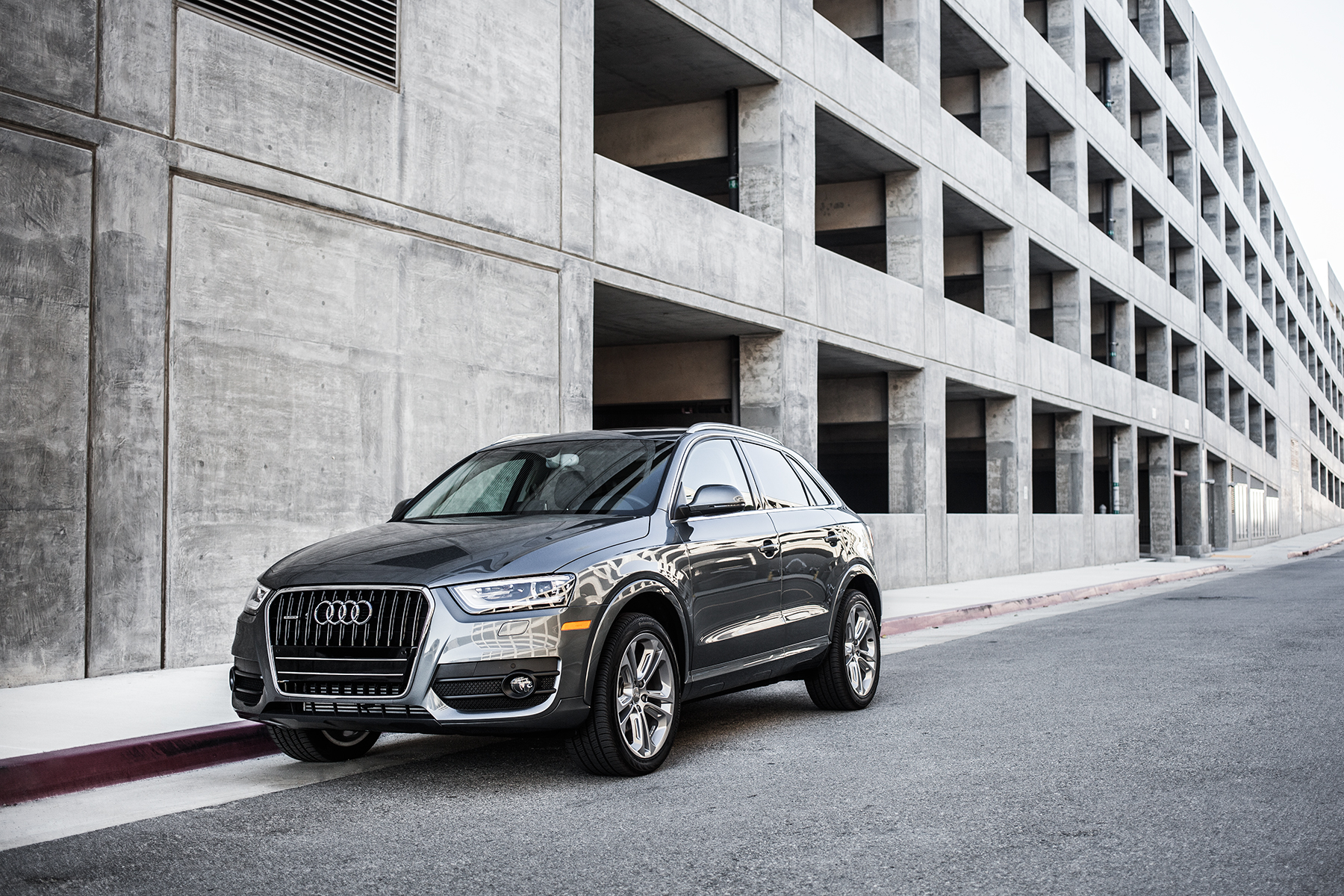 A Closer Look at the 2015 Audi Q3