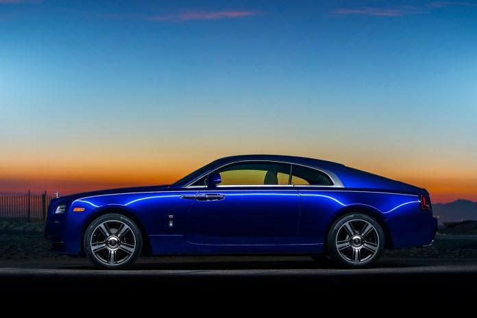 A Closer Look at the 2014 Rolls-Royce Wraith