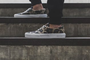 A Closer Look at the Carhartt WIP x Vans Classics 2014 Fall/Winter Era