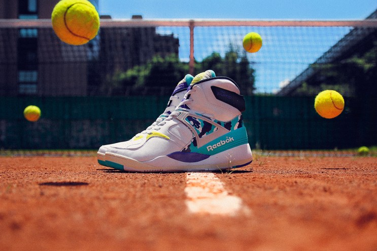 A Closer Look at the INVINCIBLE x Reebok Pump 25th Anniversary