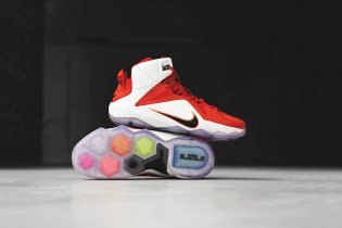 """A Closer Look at the Nike LeBron 12 """"Heart of a Lion"""""""