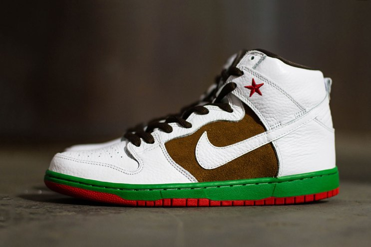 """A Closer Look at the Nike SB Dunk High Premium """"31st State"""""""
