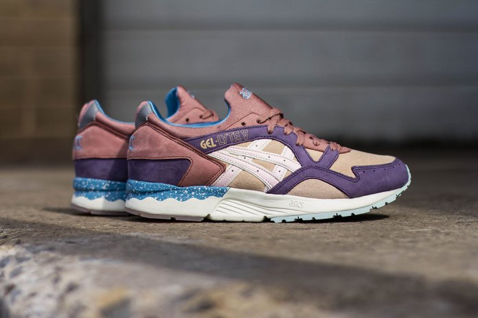"A Closer Look at the Offspring x ASICS x Onitsuka Tiger ""Desert"" Pack"