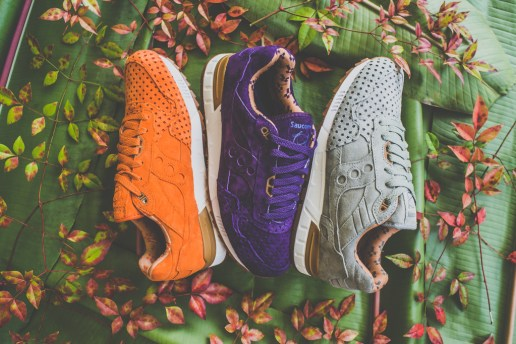"A Closer Look at the Play Cloths x Saucony Shadow 5000 ""Strange Fruit"" Collection"