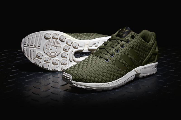 """A First Look at the adidas Originals ZX Flux """"Reflective Weave"""" Pack"""
