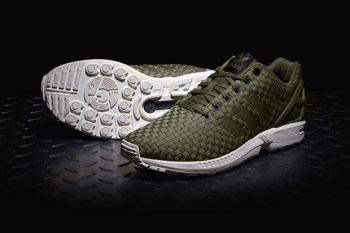 "A First Look at the adidas Originals ZX Flux ""Reflective Weave"" Pack"
