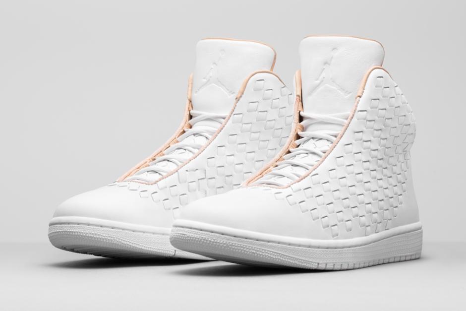 A First Look at the Air Jordan Shine White/Vachetta Tan