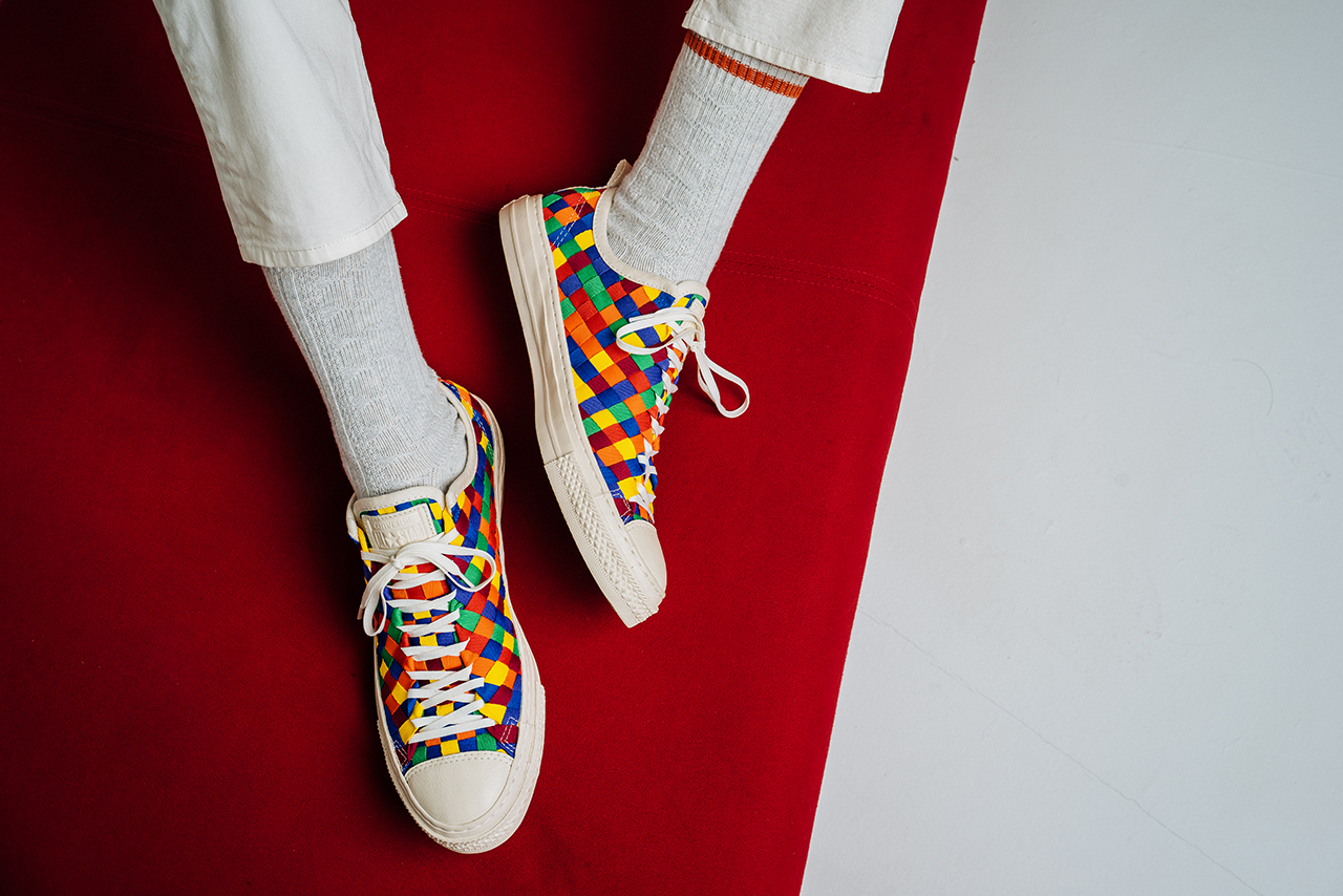 A First Look at the Converse Chuck Taylor All Star Color Weave Collection