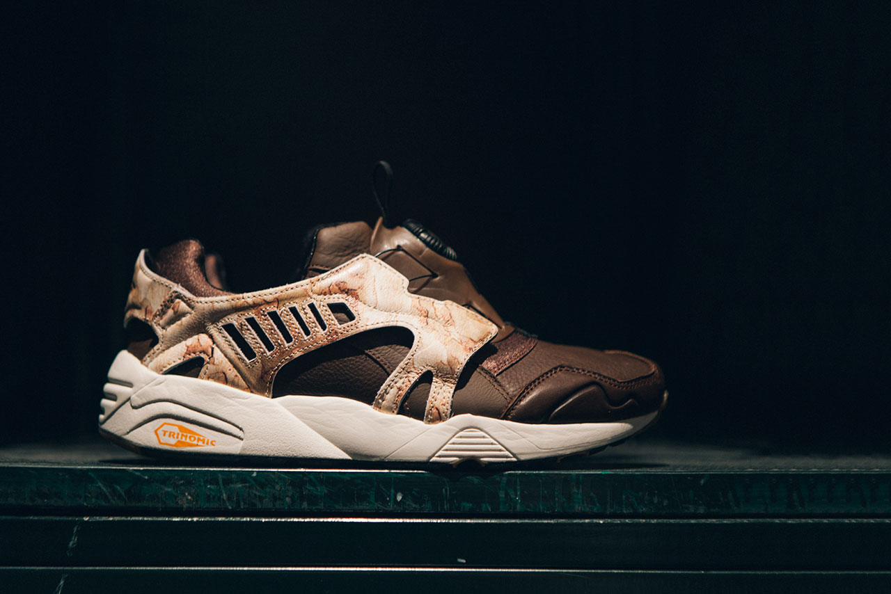 """A First Look at the PUMA MMQ 2014 Fall/Winter """"Camo"""" Pack"""