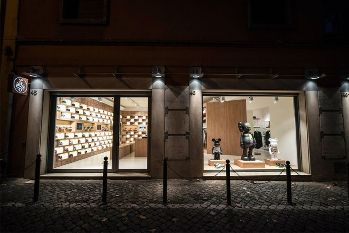 A Look Inside Rome's New Concept Store Holypopstore