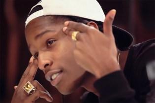 A$AP Rocky's 'SVDDXNLY' – Part 5