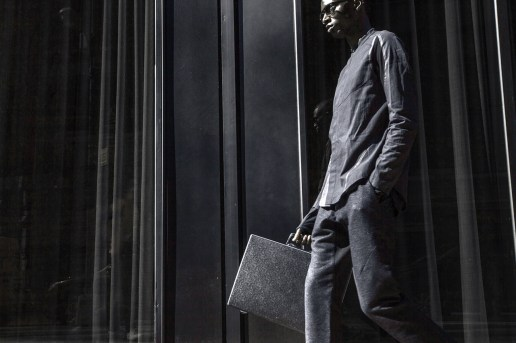 "Abasi Rosborough 2014 Fall/Winter ""SHADOW"" Lookbook"