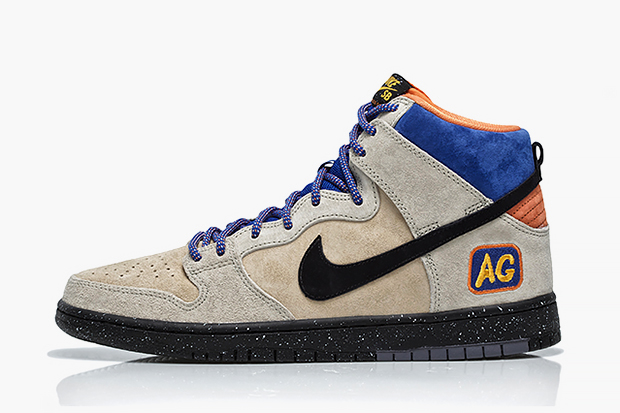 "Acapulco Gold x Nike SB Dunk High ""Mowabb"""