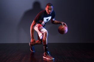 adidas Basketball Unveils John Wall's First Signature Shoe