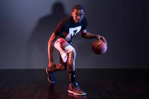 adidas Basketball Unveils John Wall's First Signature Shoe