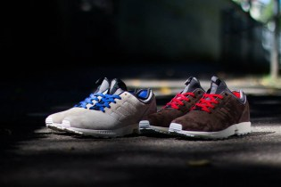 "adidas Originals ZX Flux NPS ""Suede"" Pack"