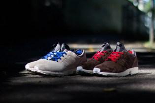 "adidas Originals ZX Flux NPS ""Suede"" Pack"