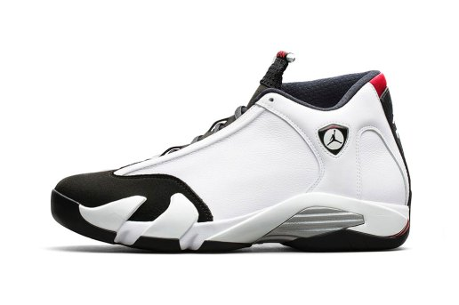 Air Jordan 14 Retro White/Black