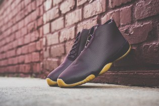 "Air Jordan Future ""Deep Burgundy"""