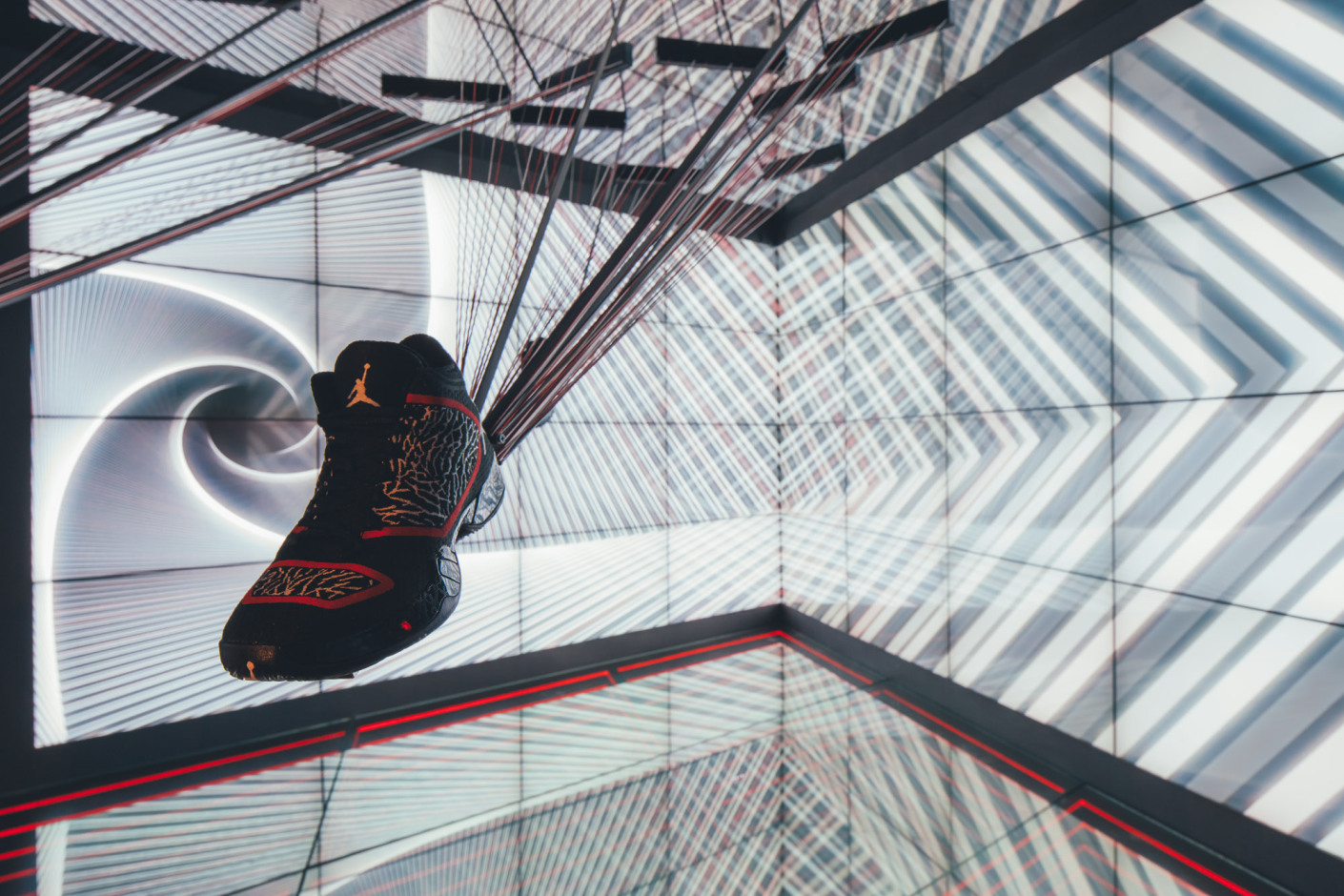 Air Jordan XX9 Flight Club Exhibition @ X158 Recap