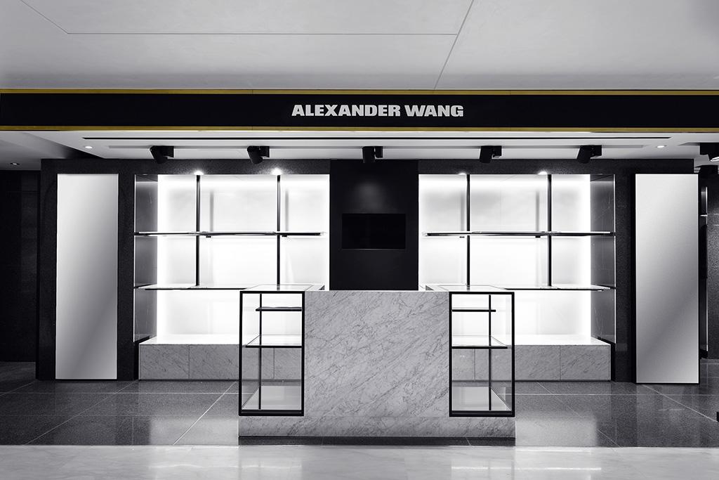 Alexander Wang Opens Its New Hong Kong Sogo Location