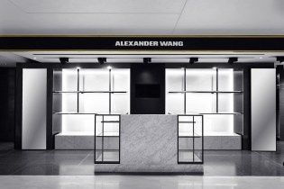 Alexander Wang Opens Its New Hong Kong Sogo Location