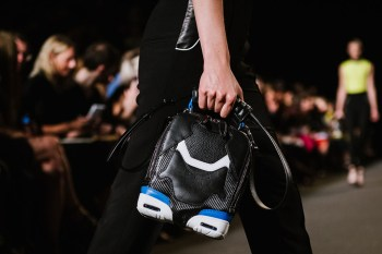 Alexander Wang's Womenswear 2015 Spring/Summer Collection Goes Heavy on Sneaker Inspiration