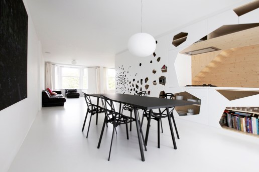An Amsterdam Apartment by i29 Architects