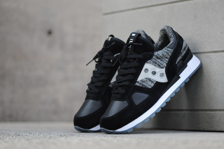 """An Exclusive Look at the BAIT x Saucony Shadow Original """"Cruel World 3: Global Warning″"""