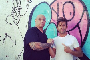 André Saraiva and COPE2 Tag New York City