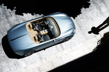 Another Look at the Mini Superleggera Vision Concept