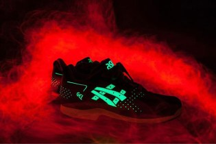 "ASICS ""Glow In The Dark"" Pack"