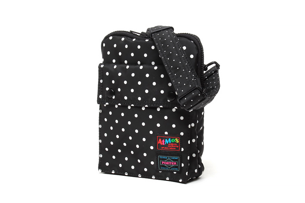 "atmos x Head Porter 2014 Fall/Winter ""Dot"" Collection"
