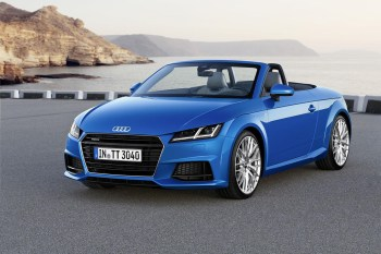 Audi 2015 TT & TTS Roadster