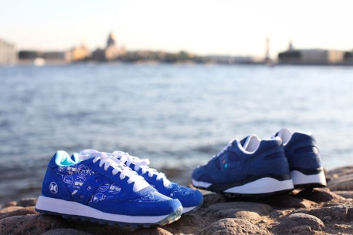 BABOCHKA x Saucony Collection