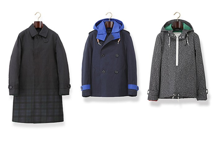 Band of Outsiders x Mackintosh Collection