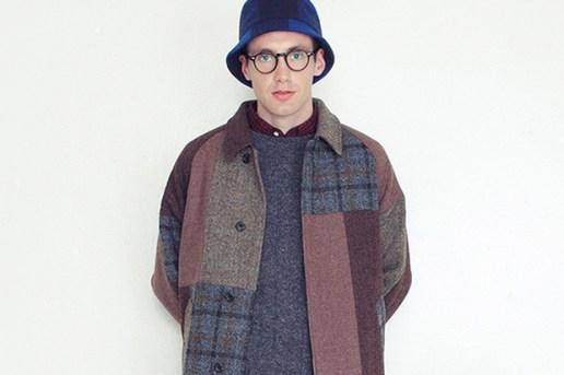 "BEAMS PLUS 2014 Fall/Winter ""Frisco Ivy"" Lookbook"