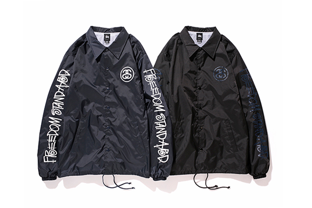 BEAUTY & YOUTH x Stussy 2014 Fall/Winter Collection