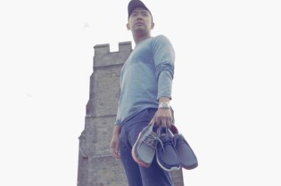 Behind the Staple x Clarks 2014 Fall Collection