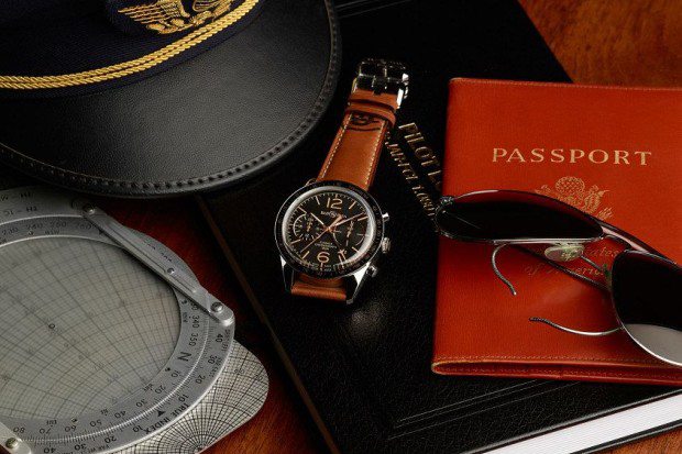Bell & Ross BR 126 Sport Heritage Flyback Chronograph